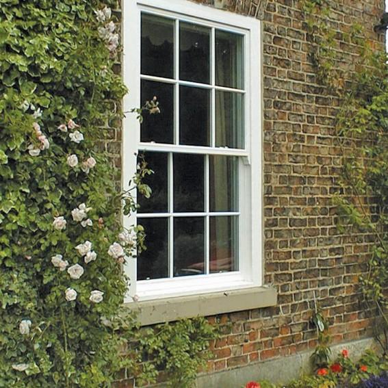 Wooden sash windows traditional modern livingwood for Window sash design