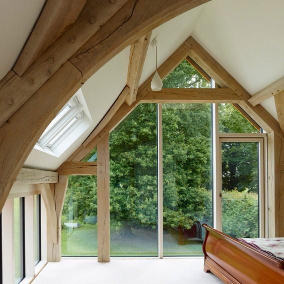 Tilt And Turn Windows - Timber Framed