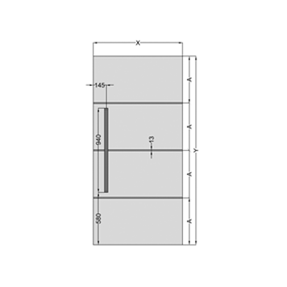 Aluclad door designs