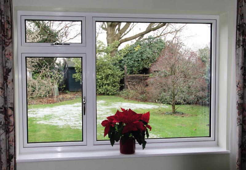 SL68 Slimline Aluminium Window