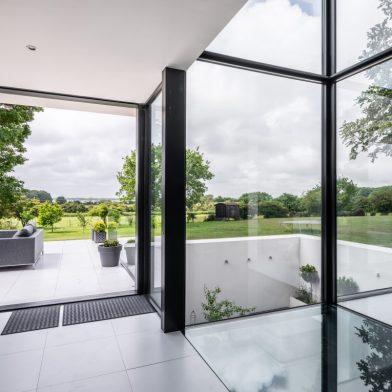 Aluminium Sliding Doors | Livingwood